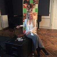 Diamantjgeren Foredrag med Katerina Pitzner