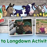 Family Longdown activity farm Day
