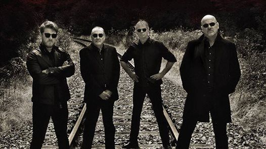 The Stranglers at The Alhambra Theatre in Dunfermline