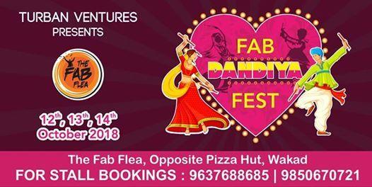 Fab Dandiya Fest