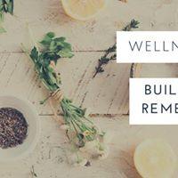Wellness Week - Build a Natural Remedy Home Kit