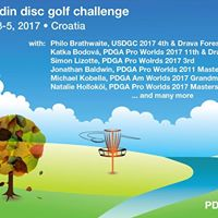 6th Varadin disc golf challenge &quotDrava Forester&quot