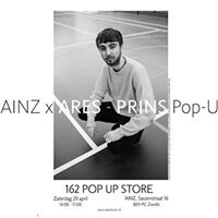 AINZ x ARES - PRINS Pop-Up Store