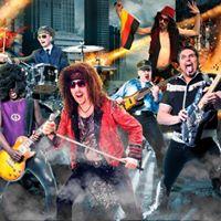 Disco Inferno live in MS Silja Galaxy 12