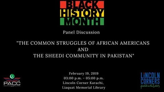 Black History Month - Panel Discussion