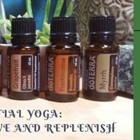 Essential Yoga Renew Receive and Replenish