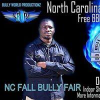 NC FALL BULLY FAIR