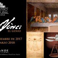 Da Vinci  The Genius
