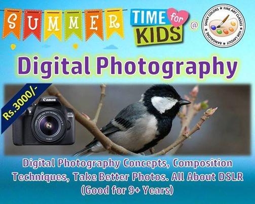 Digital Photography - Batch 3 - Summer 2018