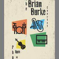 The Brian Burke Quartet at Phog