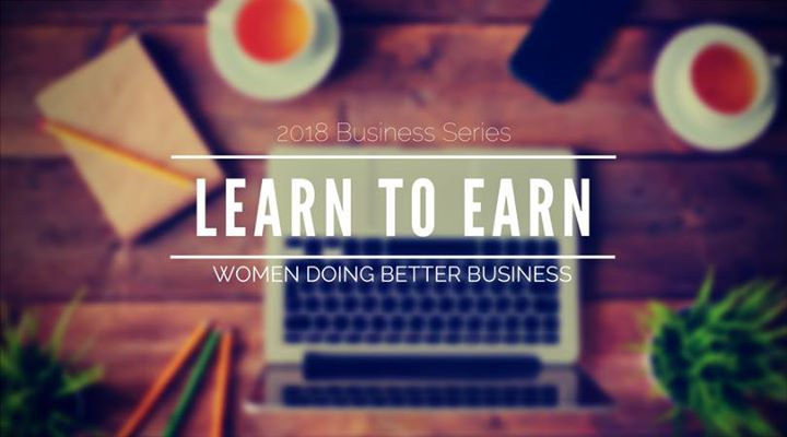 Learn To Earn Webinar Series at Online Click Link To