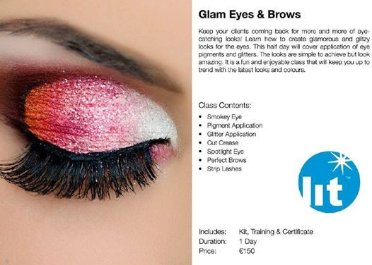 Glam Eyes & Brows