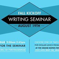 2017 - Theological Writing Seminar