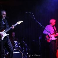Stanley Brown Blues Band At Riffs Music Lounge