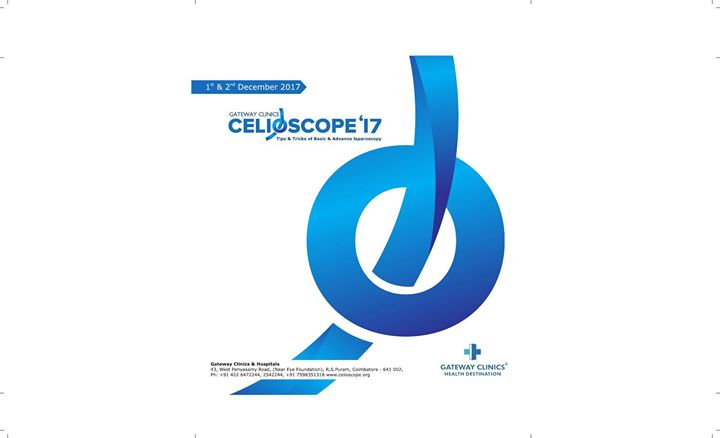 Celioscope 2017 -Tips & Tricks of Basic & Advance Laparoscopy