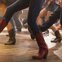 Country Line Dance 2017-2018