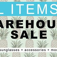 Accessories Warehouse Sale
