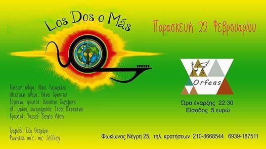 Live Los Dos o Ms