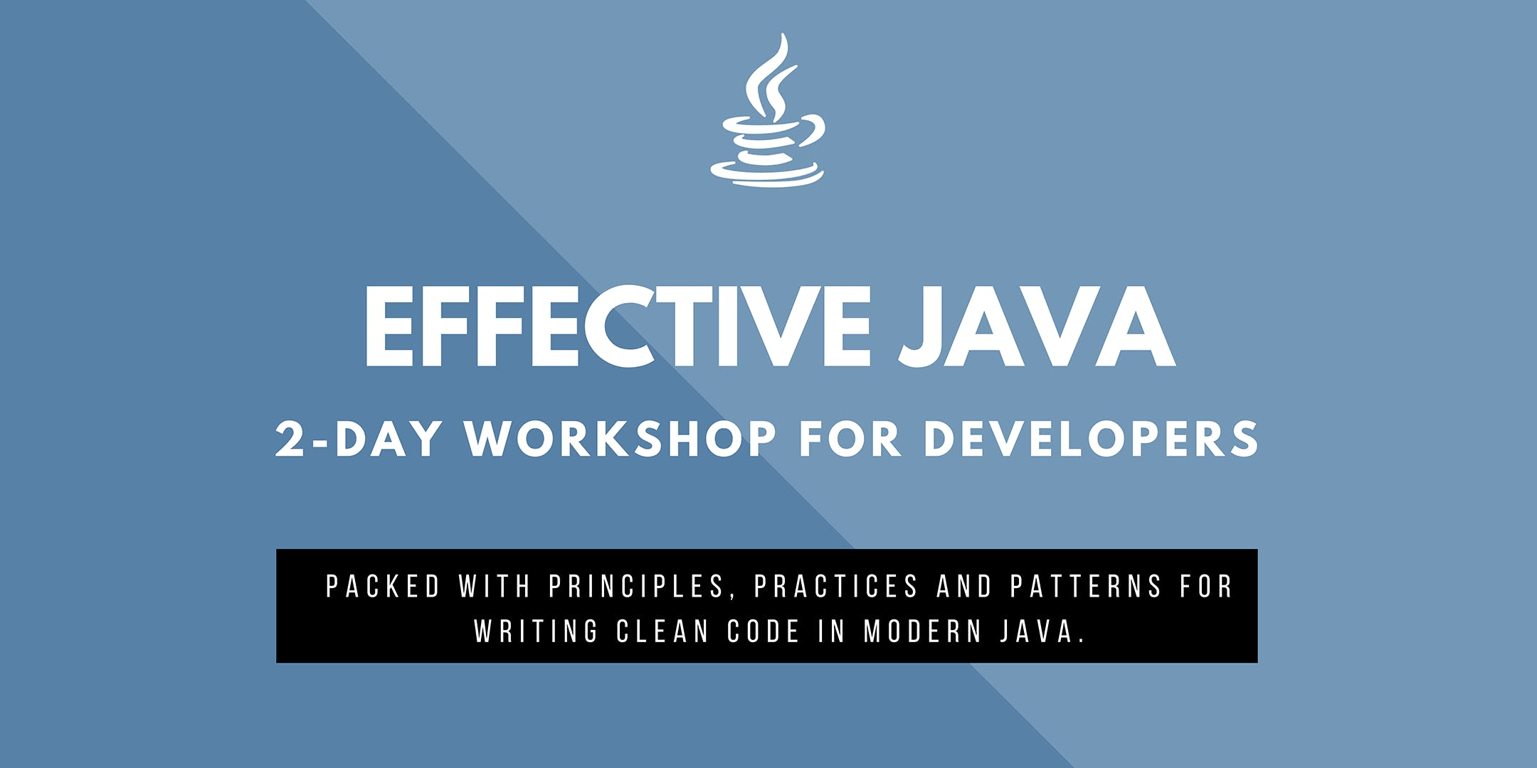 TOP Effective Java 10 for Developers (Antwerpen)