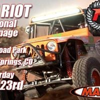 Dirt Riot National Rampage at RAM Offroad Park Colorado Springs