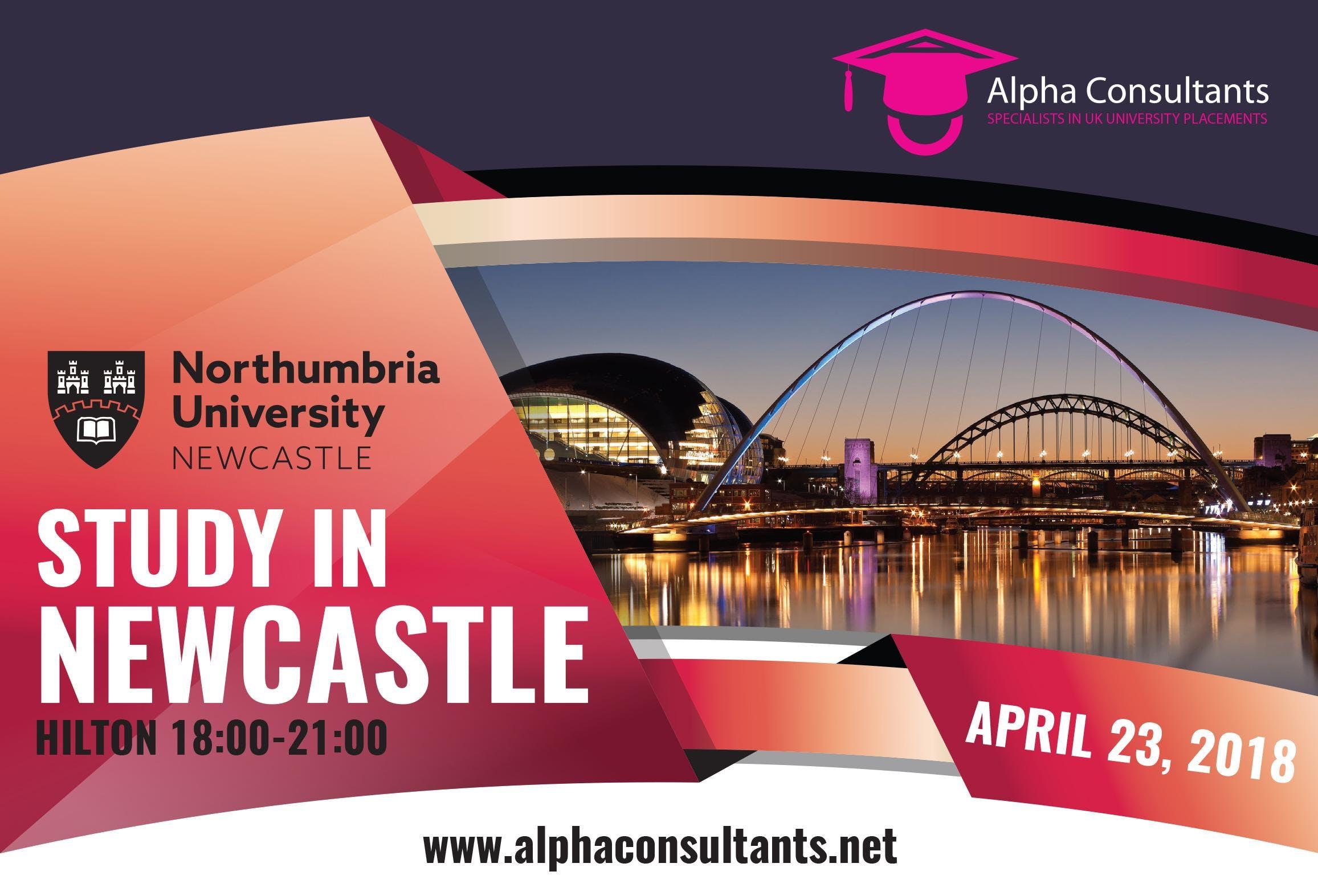 Study in Newcastle
