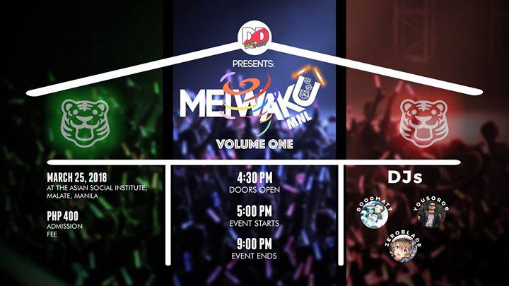Meiwaku MNL Volume One