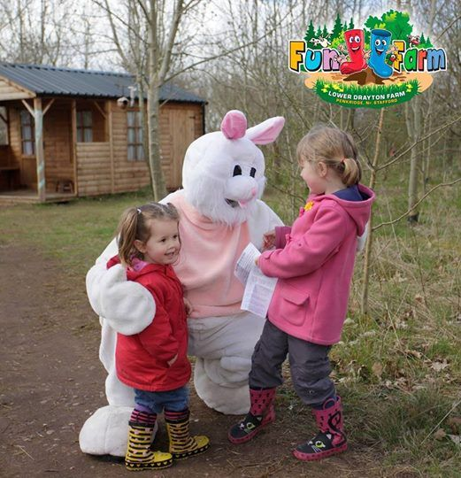 Meet the Easter Bunny - Easter weekend