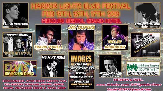Taylor Rodriguez- Harbor Lights Elvis Festival 2019