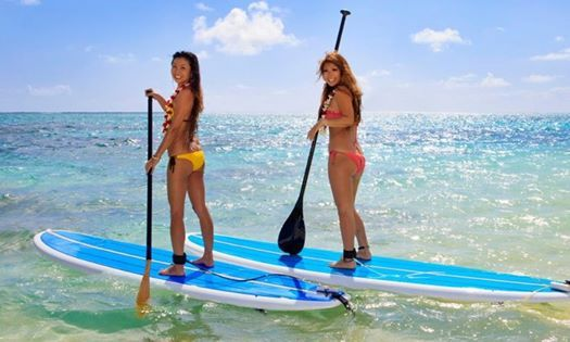 JAWC goes Stand up Paddle Boarding