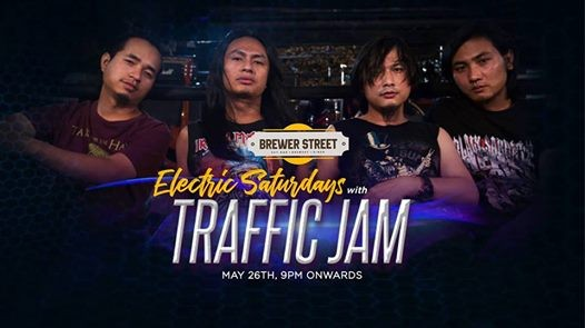 Electric Saturday with Traffic Jam