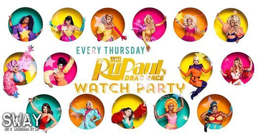 Watch Party RuPauls Drag Race Season 11