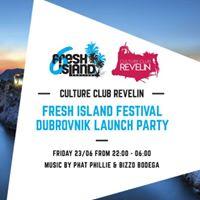 Fresh Island Festival Dubrovnik Launch Party