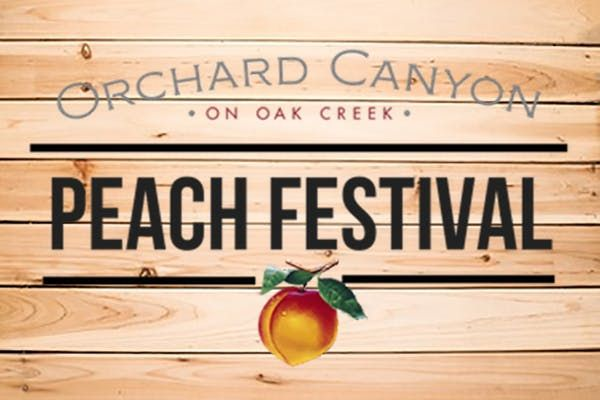 Orchard Canyon on Oak Creek Peach Festival 2018