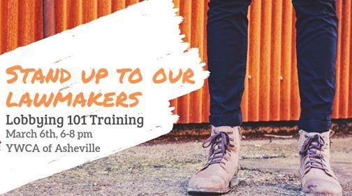 Skills Training Lobbying 101