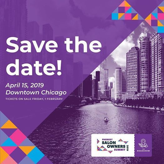 The Salon Owners Summit Roadshow-CHICAGO April 15th