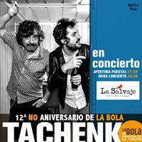 12 NO Aniversario de la Bola con Tachenko  Afterparty