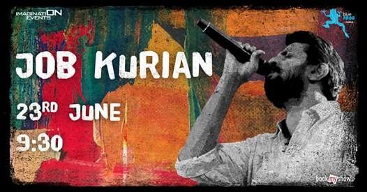 Job Kurian Live (Folk rock)
