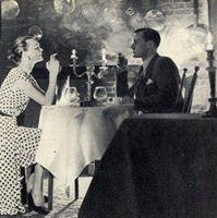 Yurt Bistro Vintage Dinner Party