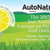 2nd Annual Lemons on the Links Charity Golf Outing