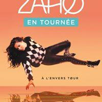 ZAHO - A lEnvers Tour