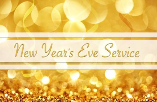 New Years Eve Prayer and Communion Service at Community Church Fox ...