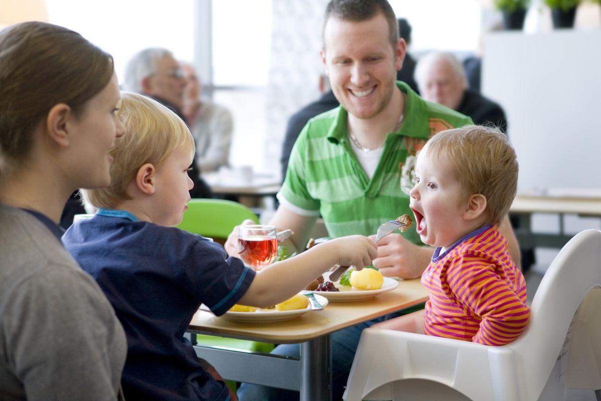 Ikea Family St Patricks Day Celebration At Ikea Restaurant Stoughton