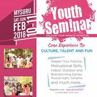Mysore Heartfulness Youth Seminar