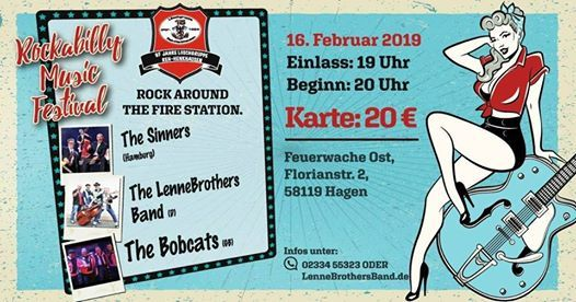 Rock around the Firestation - Das Rockabilly Music Festival