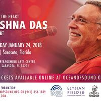 Sarasota FL Krishna Das in Concert - Trust in the Heart