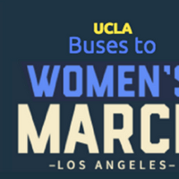 UCLA Takes on Womens March Los Angeles