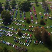 Sports Cars in the Park - Spring