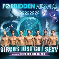 Grand Theatre Lancaster - Forbidden Nights UK Tour