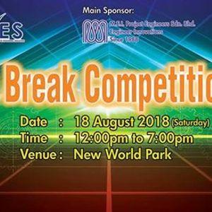 Build N Break Competition 2018