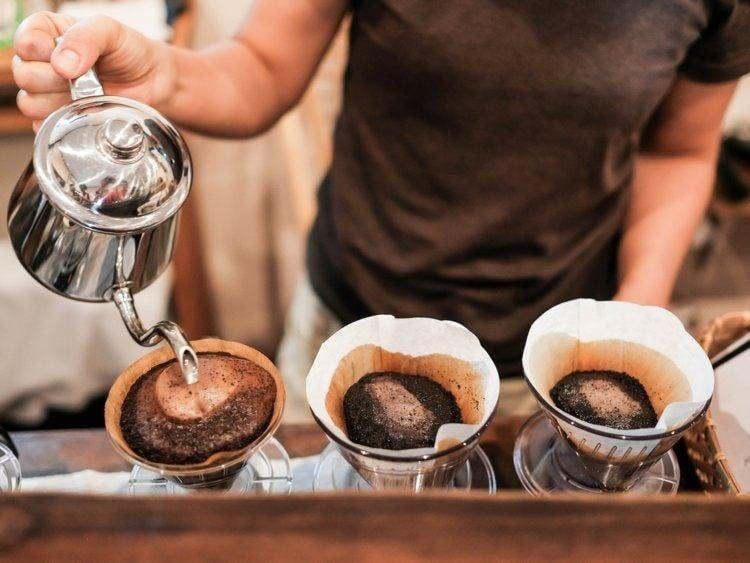 The Exchange Mens Morning Coffee  - Buckhead